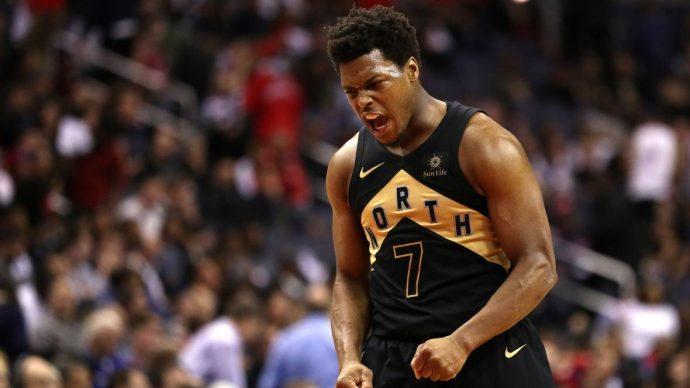 Toronto Raptors вышли в следующий круг плей-офф НБА
