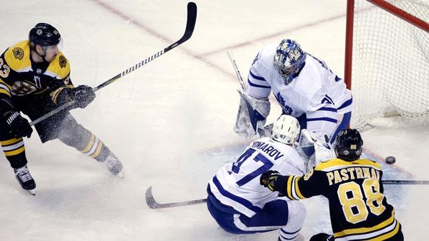 Toronto Maple Leafs: первый блин плей-офф— комом