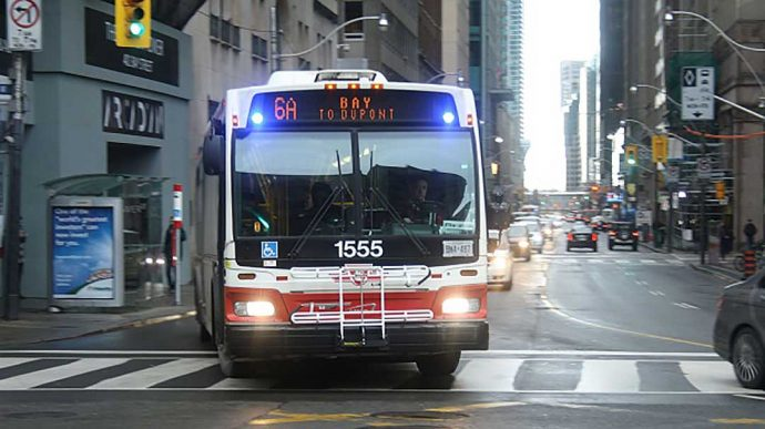 Торонто закупит более тысячи новых автобусов