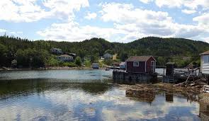 Вымирающие деревни Ньюфаундленда