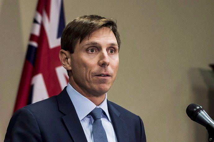 Патрик Браун подал иск против телеканала CTV News