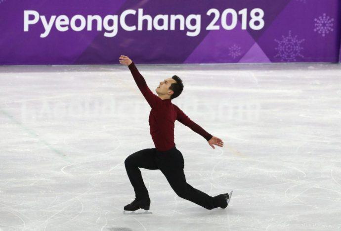 Патрик Чен прощается с соревнованиями