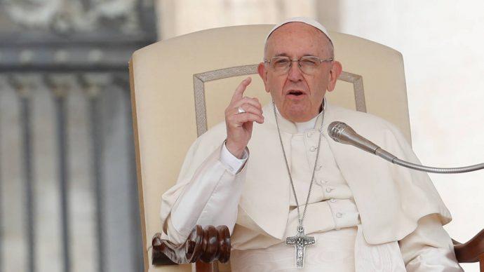 И вновь о вопросе извинений папы перед канадскими индейцами