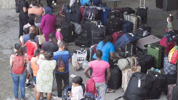 Канада пытается поставить барьер на пути нигерийских нелегалов