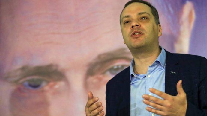 Корреспондент СВС взял интервью у российского оппозиционера