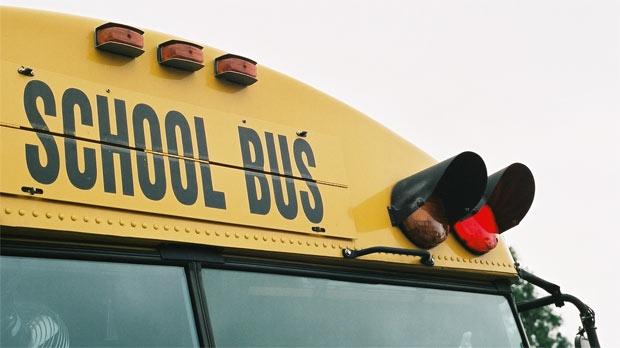 Из-за погоды отменяют школьные автобусы, закрывают школы