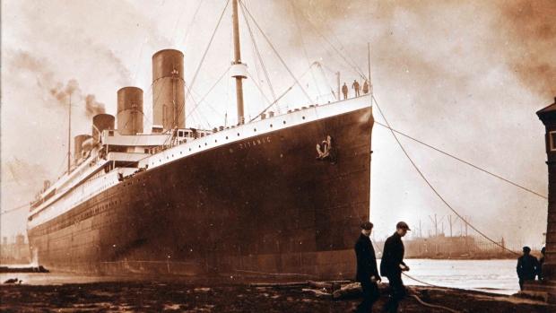 «Титаник». В Галифаксе отмечают 106-ю годовщину трагедии
