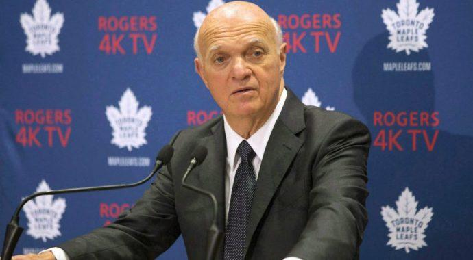 Toronto Maple Leafs не продлят контракт с генеральным менеджером
