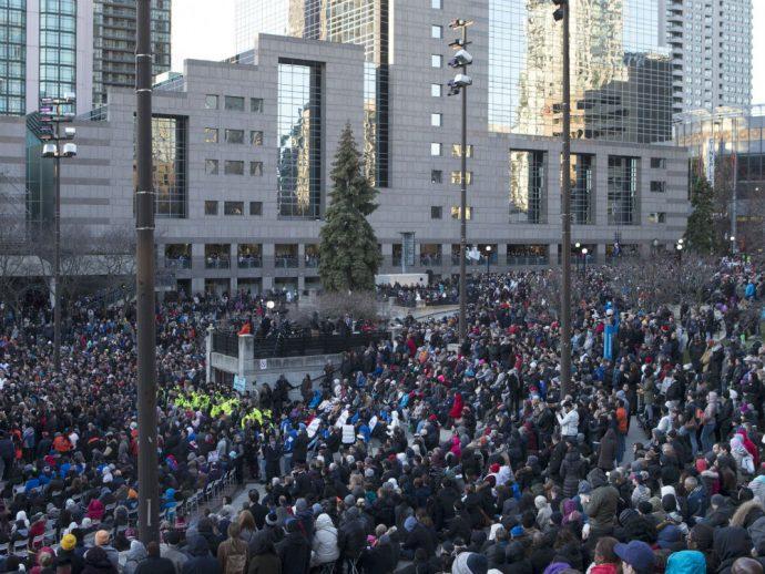 Мэр Торонто подумывает об увековечивании трагических событий