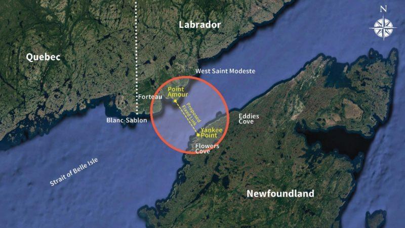 Тоннель между Лабрадором и Ньюфаундлендом возможен. Но будут ли его строить?