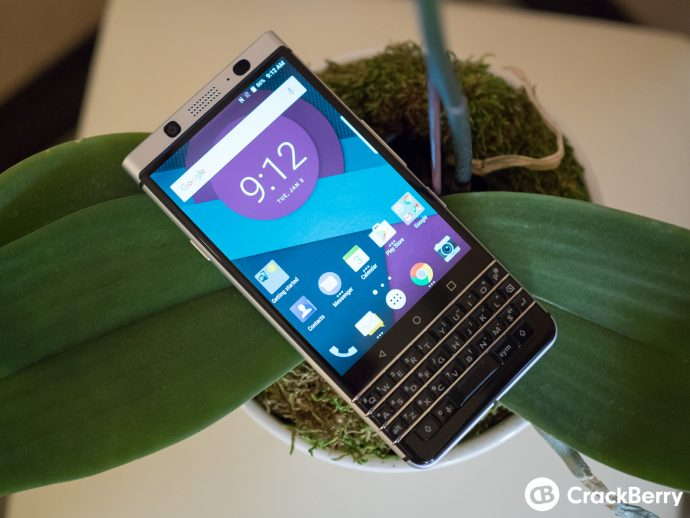 BlackBerry: рынок смартфонов потерян. Почти
