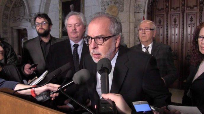 Бывшие депутаты от Блока Квебекуа намерены образовать новую партию