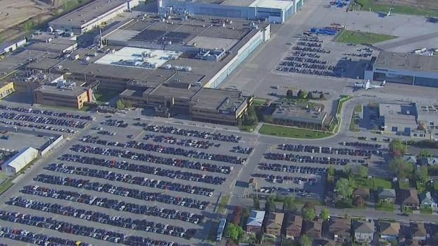 Пенсионный фонд купил в Торонто участок, принадлежавший авиастроительной фирме Bombardier