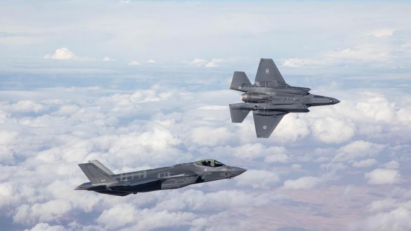 Пока Канада сомневается, Израиль использует F-35 в боевой обстановке