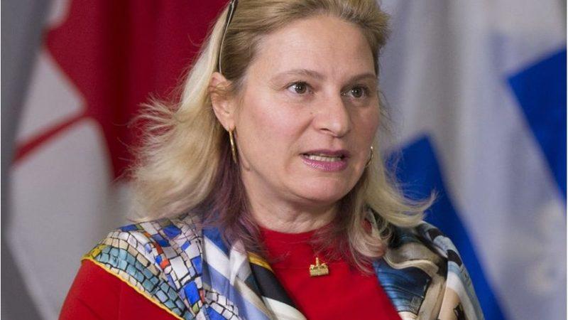 Скандал в монреальском арондисмане