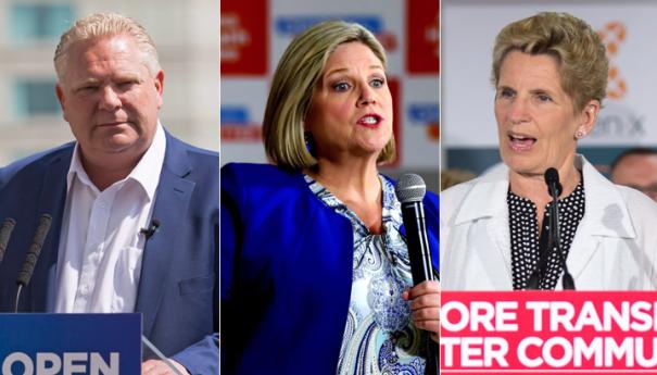 Консерваторы теряют популярность перед выборами в Онтарио