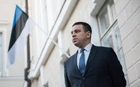 Премьер-министр Эстонии в четверг приезжает в Канаду