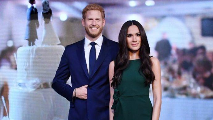 «Мадам Тюссо» обновила принца Гарри и добавила невесту