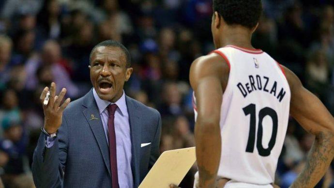 Toronto Raptors выгнали самого успешного тренера за всю историю клуба
