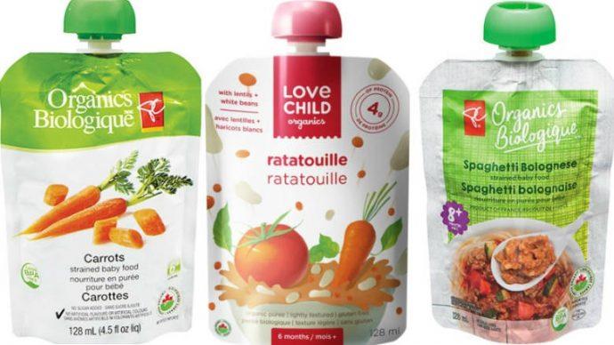 Обновлен список отозванного из продажи детского питания: