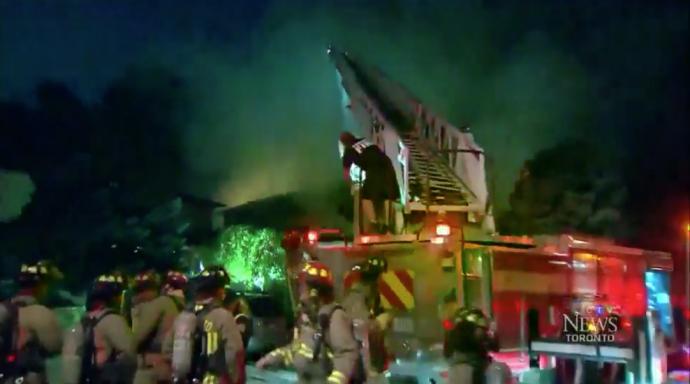 На пожаре в Торонто погибла студентка из Китая