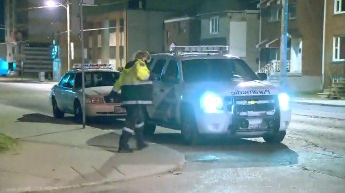 Групповое нападение в Торонто
