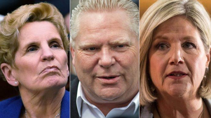 Посмотрим онтарийские предвыборные дебаты?
