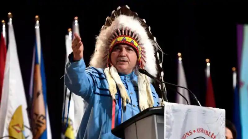 Верховный вождь Канады: через 50 лет индейцы исчезнут