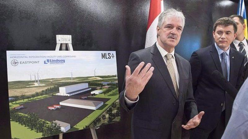 Канадский космодром: строительство откладывается, но не отменяется