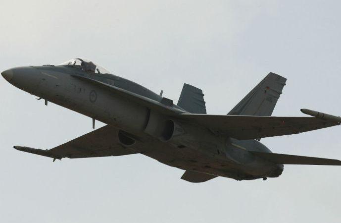 25 австралийских «пенсионеров» на спасение канадской боевой авиации