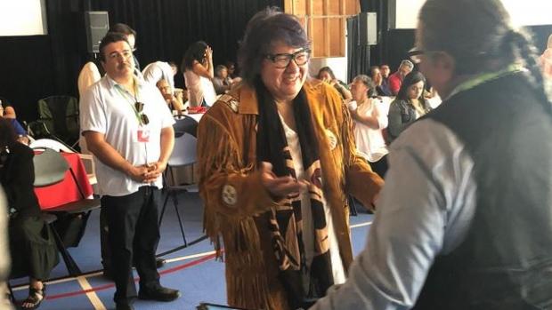Индейцев Онтарио впервые возглавляет женщина-вождь