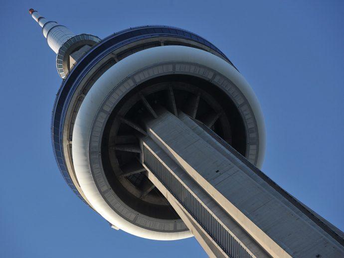Торонтская башня CN Tower обновилась