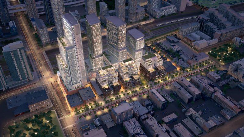 «Райoн нового типа», обещают застройщики Торонто