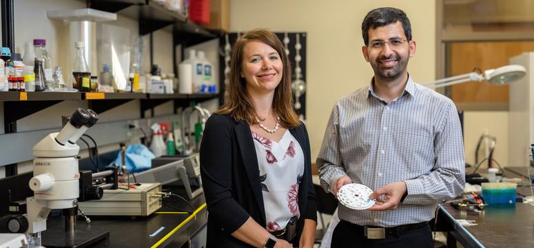 Сделано в Канаде: электронная диагностика сотрясений мозга