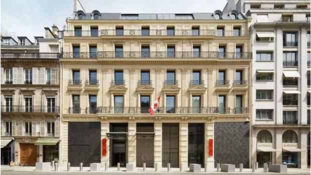 Новое посольство в Париже— культурный центр Канады