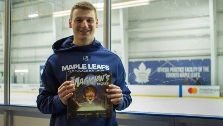 О, Канада: еврейский писатель-хоккеист