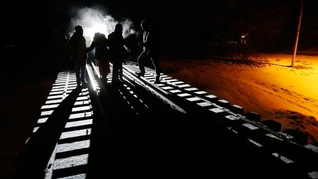 Канада расходует миллионы на нелегальных мигрантов
