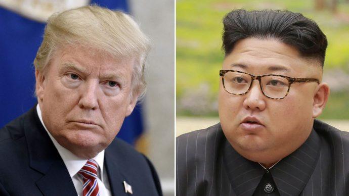 Прямая трансляция встречи Трампа и Ким Чен Ына