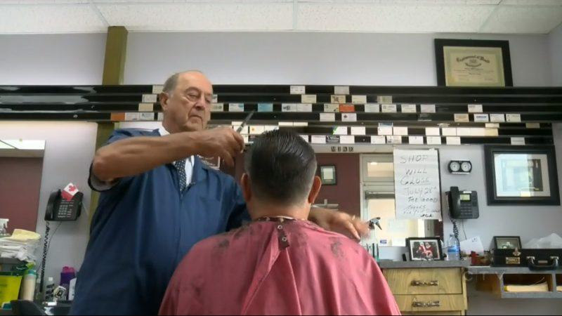 Украинская Канада: пенсия после 58 лет в парикмахерском бизнесе