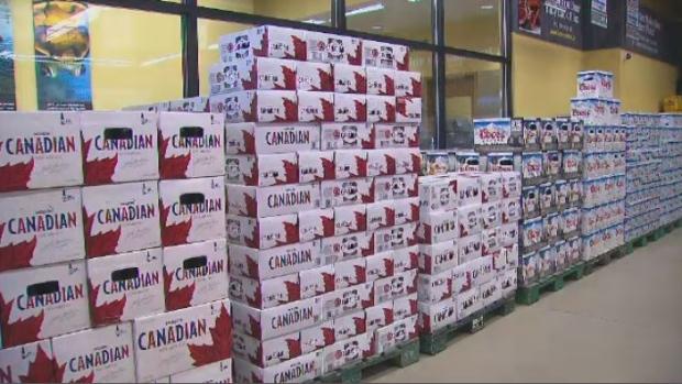 Премьер Манитобы хочет снять барьеры на перевозки пива