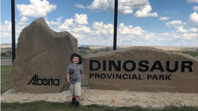 """«Не хочу в """"Дисней Уорлд"""". Хочу в Канаду к динозаврам»!"""