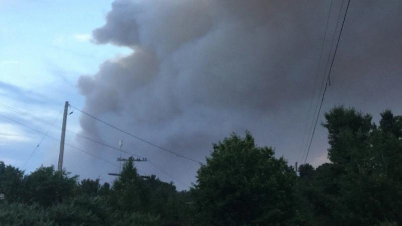 На пожаре в Онтарио погиб спасатель-индеец из Альберты