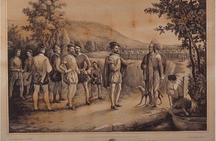 В поисках легендарного ирокезского поселения в Канаде