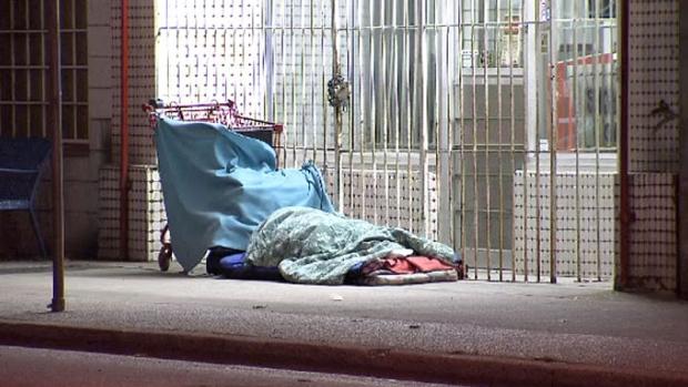 Новая Шотландия помогает беднякам и бездомным