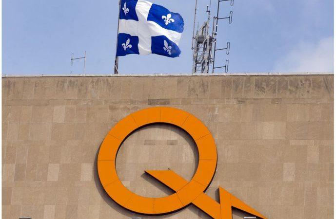 Тысячи домов в Квебека остались без электроэнергии