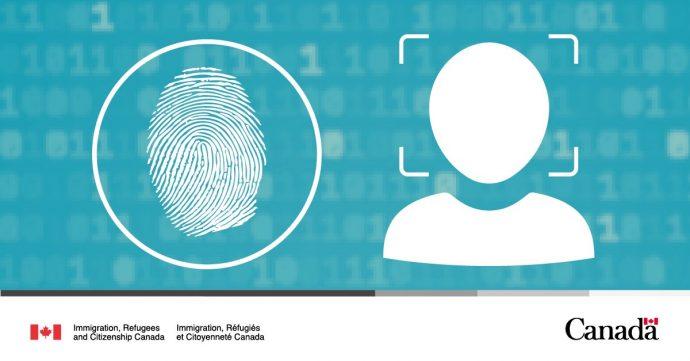 Канада вводит сбор биометрической информации для виз