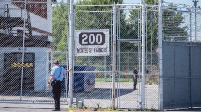 Канадские пограничники не рекомендуют помещать беженцев в тюрьмы
