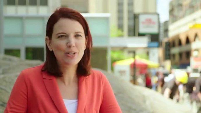 Дама из Twitter Canada— соискательница депутатского места в мэрии Торонто