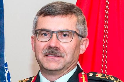 Зам. начальника канадского генштаба назначен украинец