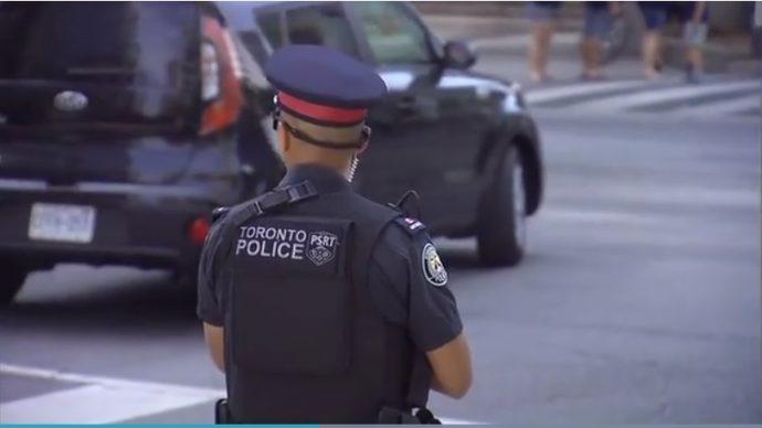 Что угрожало Торонто? Наезд!